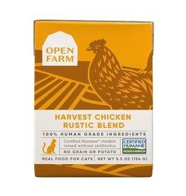 Open Farm Open Farm - CAT - CAN - Chicken Rustic Blend - 5.5oz