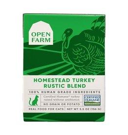 Open Farm Open Farm - CAT - CAN - Turkey Rustic Blend - 5.5oz
