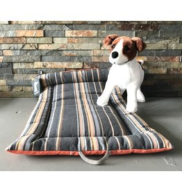 Bowsers Bowsers - Patio Mat - Medium - Cabana Stripe