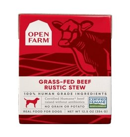 Open Farm Open Farm - DOG - CAN - Beef Rustic Stew - 12.5oz