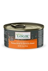 Nature's Logic Nature's Logic - CAT Can - Duck & Salmon - 5.5oz