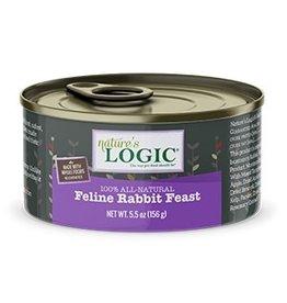 Nature's Logic Nature's Logic - CAT Can - Rabbit - 5.5oz