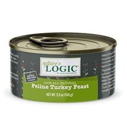 Nature's Logic Nature's Logic - CAT Can - Turkey - 5.5oz