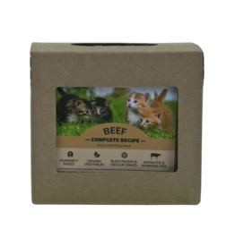 Red Dog Blue Kat Red Dog Blue Kat - Beef Complete for CATS - 2lb