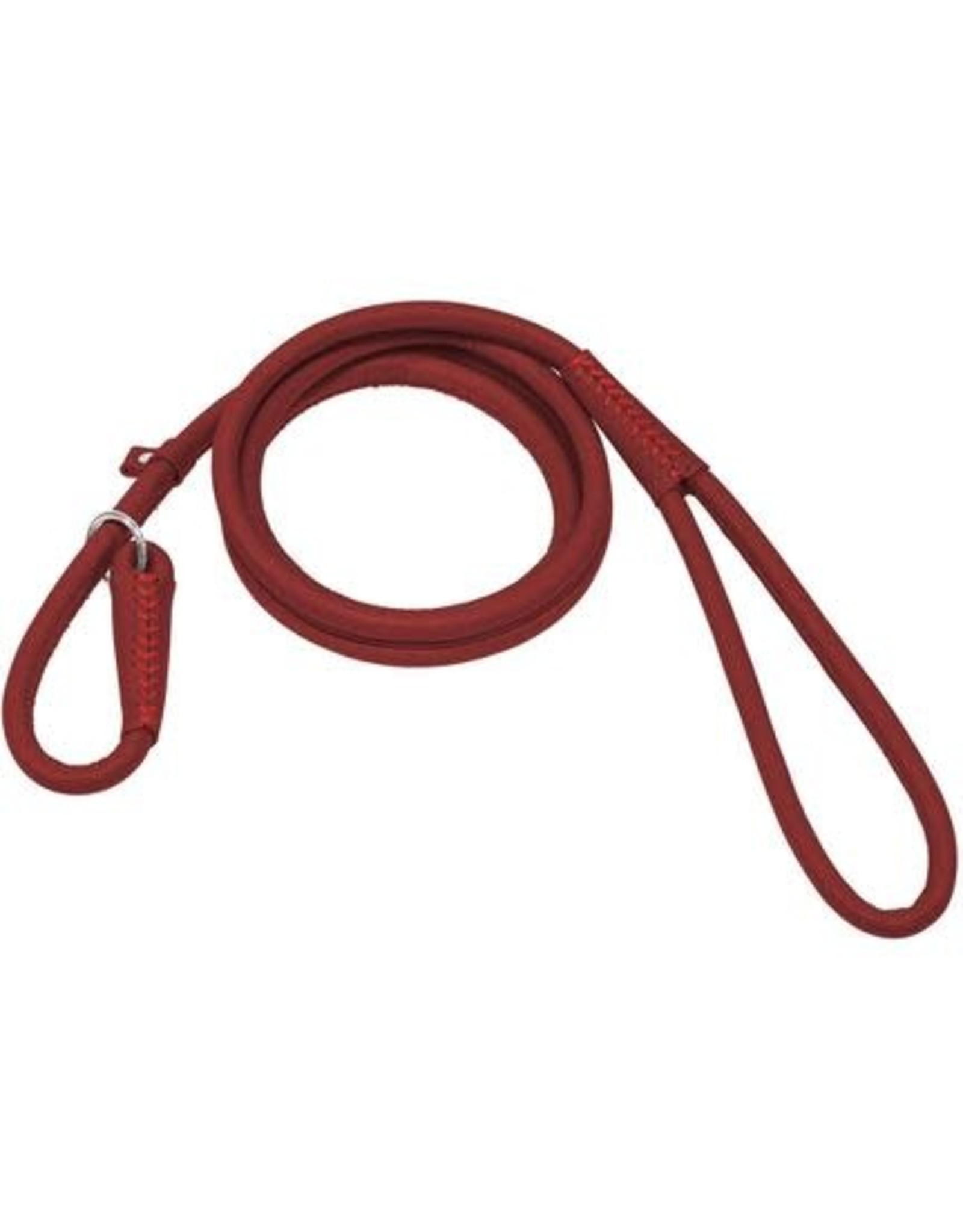 "Dogline Dogline - Round Leather Slip Lead 1/4"" X 72"" -"