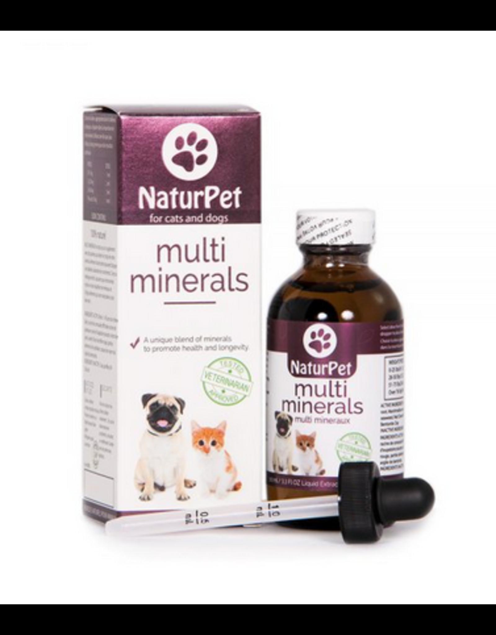 Naturpet Naturpet - Multi Minerals