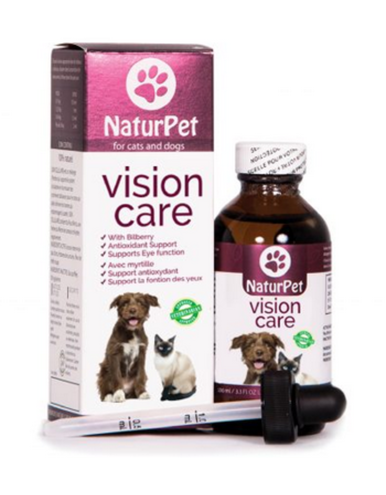 Naturpet Naturpet - Vision care