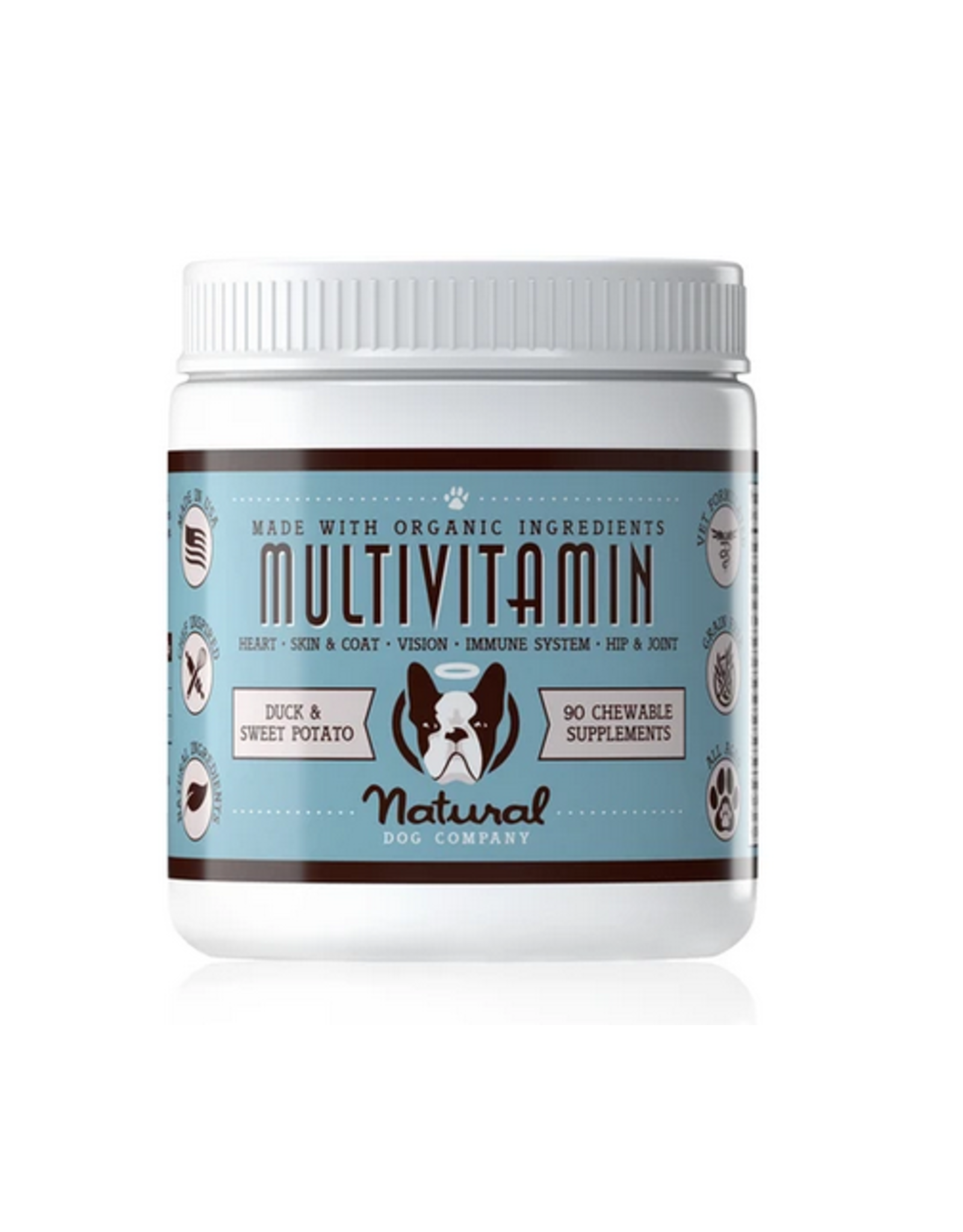 Natural Dog Company Natural Dog Company - Multivitamin Supplement
