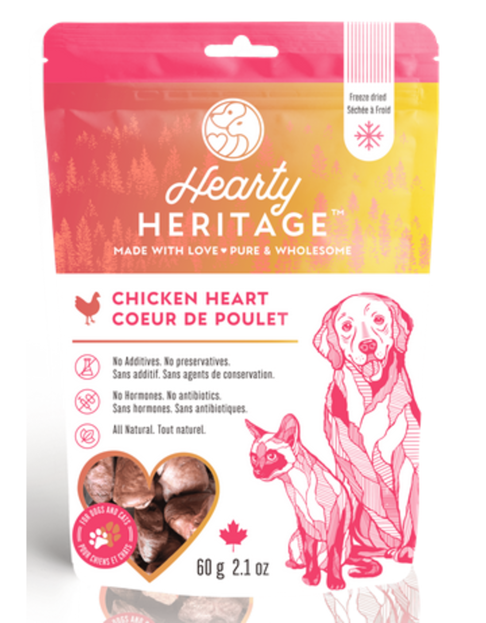 Hearty Heritage Hearty Heritage -