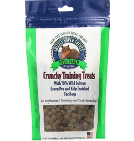 Grizzly Pet Products Grizzly Crunchy Training Treats - Green Pea and Kelp 5oz