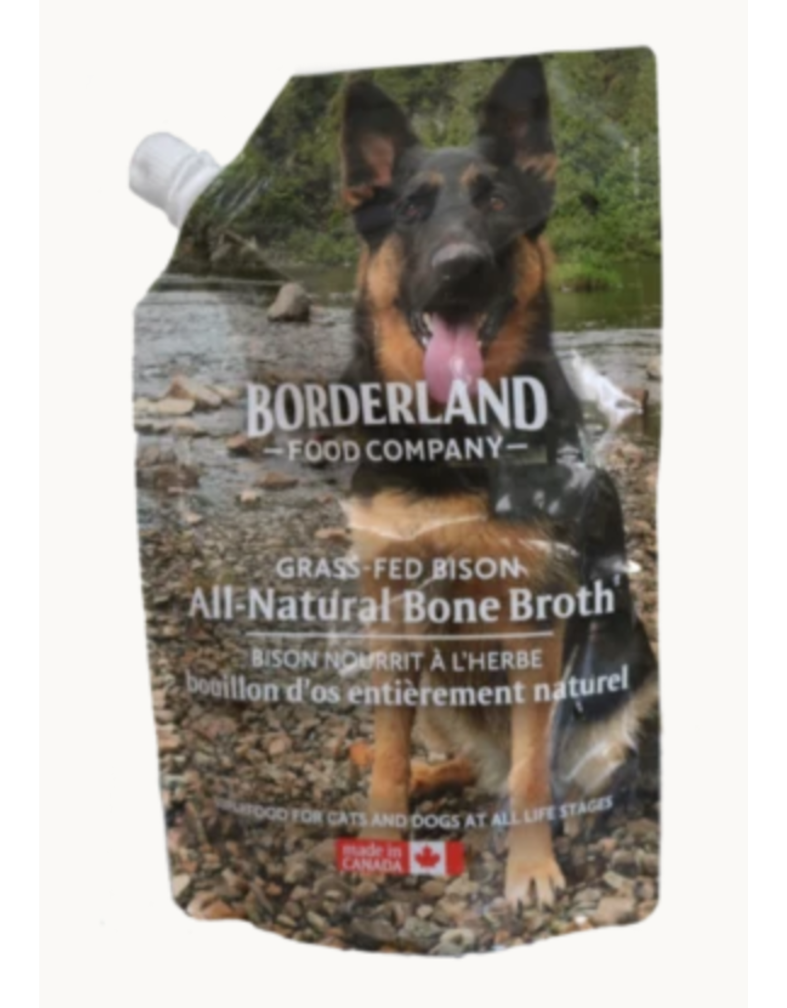 Borderland Borderland - Bison Bone Broth 591ml