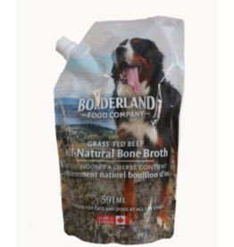 Borderland Borderland - Beef Bone Broth 591ml