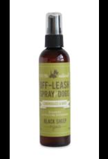 Black Sheep Black Sheep - Off-Leash Spray (lemongrass & mint)