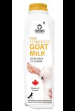 Happy Days Happy Days - Raw Fermented Goat Milk 1L