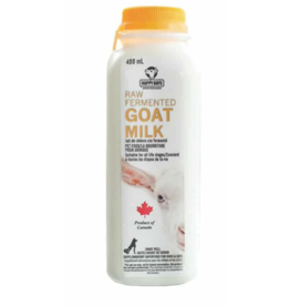 Happy Days Happy Days - Raw Fermented Goat Milk 490ml