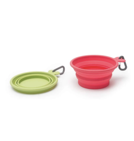Messy Mutts Messy Mutts - Silicone Collapsible Bowl -
