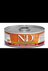 Farmina Farmina - N&D - Cat - Chicken, Pumpkin & Pomegranate- Can 2.8oz