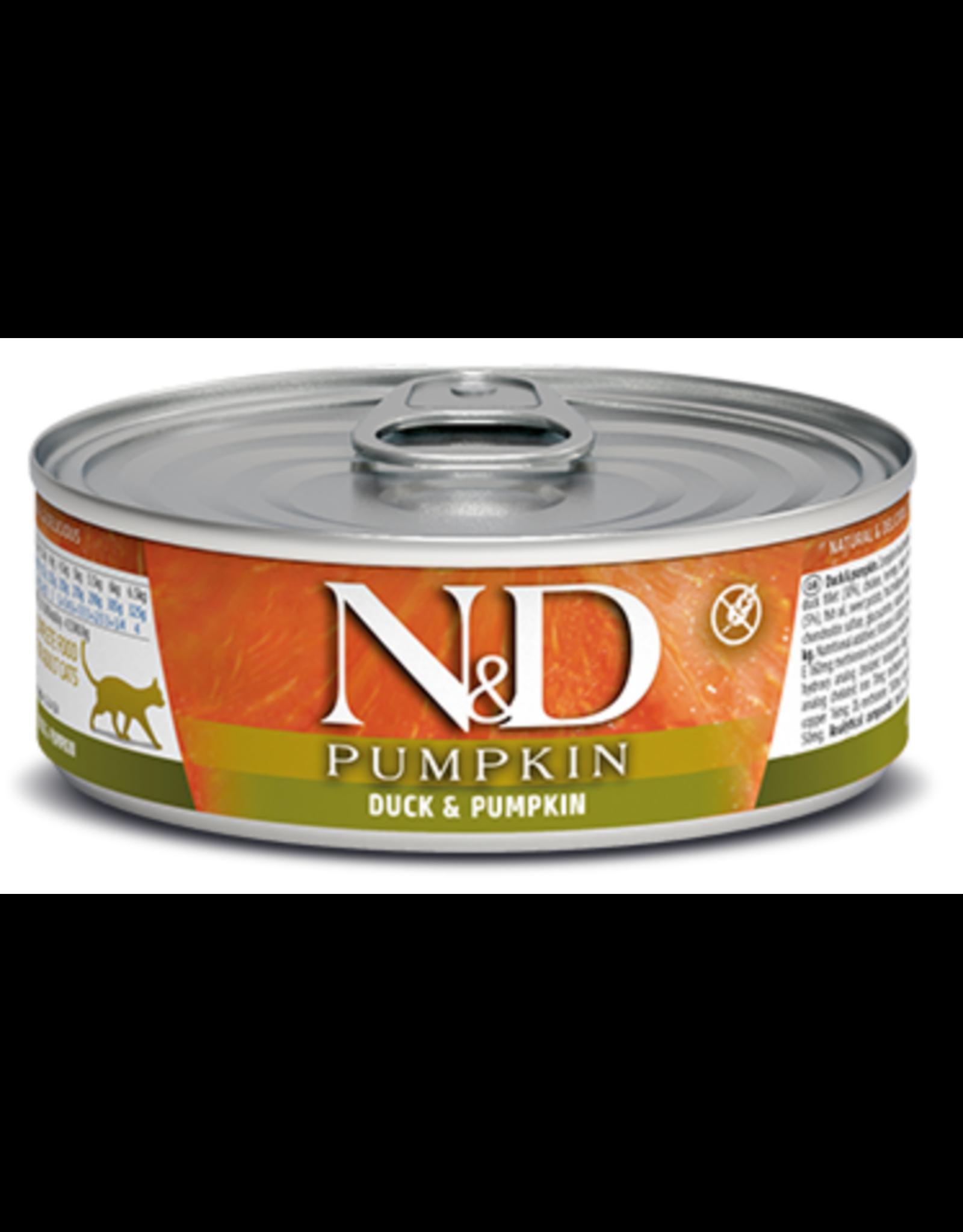 Farmina Farmina - N&D - Cat - Duck, Pumpkin & Cantaloupe - Can 2.8oz