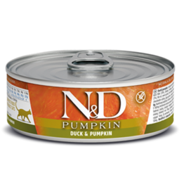 Farmina Farmina - N&D - Cat - Duck, Pumpkin & Cantaloupe - Can 2.8oz