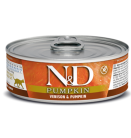 Farmina Farmina - N&D - Cat - Venison, Pumpkin & Apple - Can 2.8oz