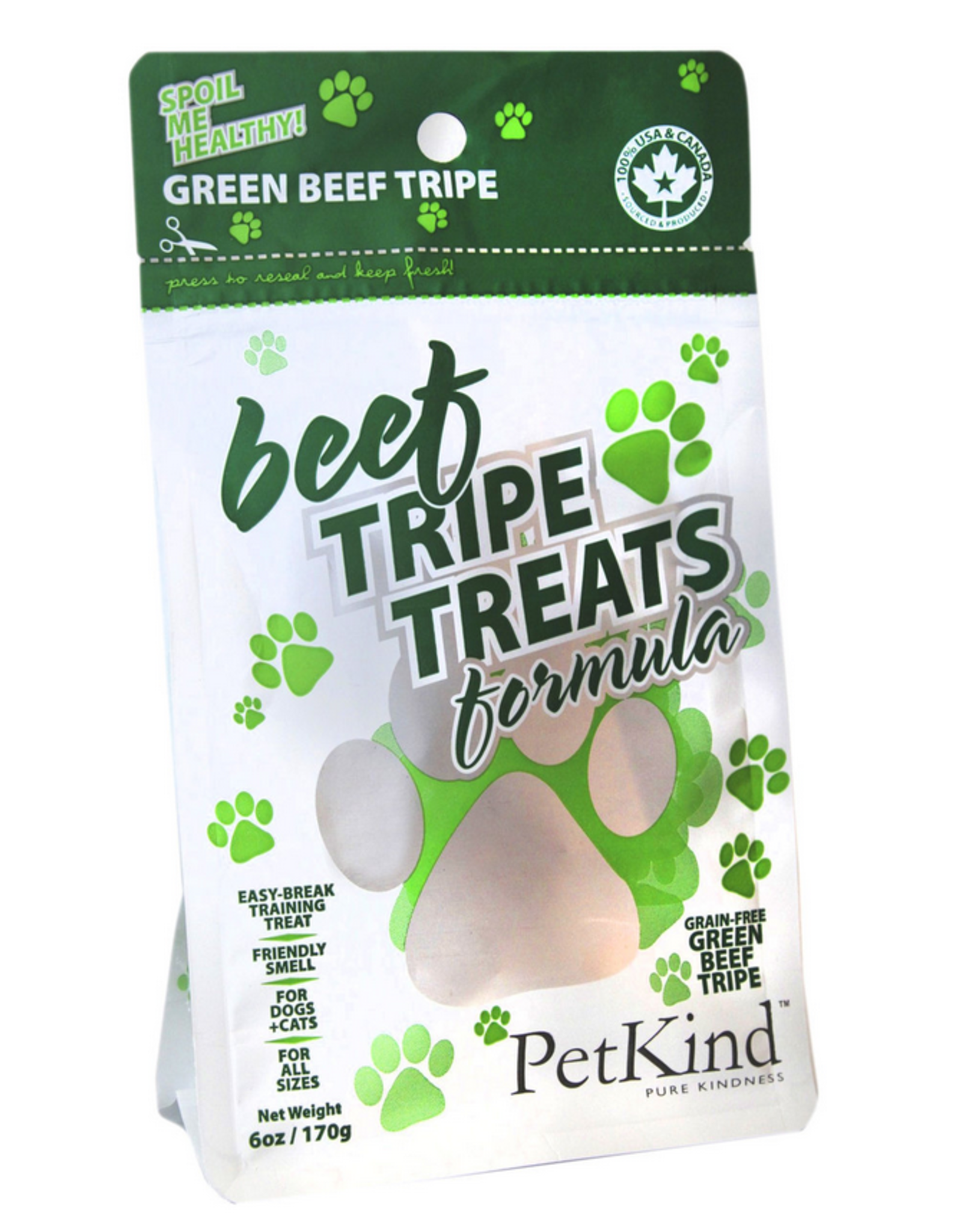 PetKind Petkind - Tripe Treat - Beef - 6oz