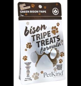 PetKind Petkind - Tripe Treat - Bison - 6oz