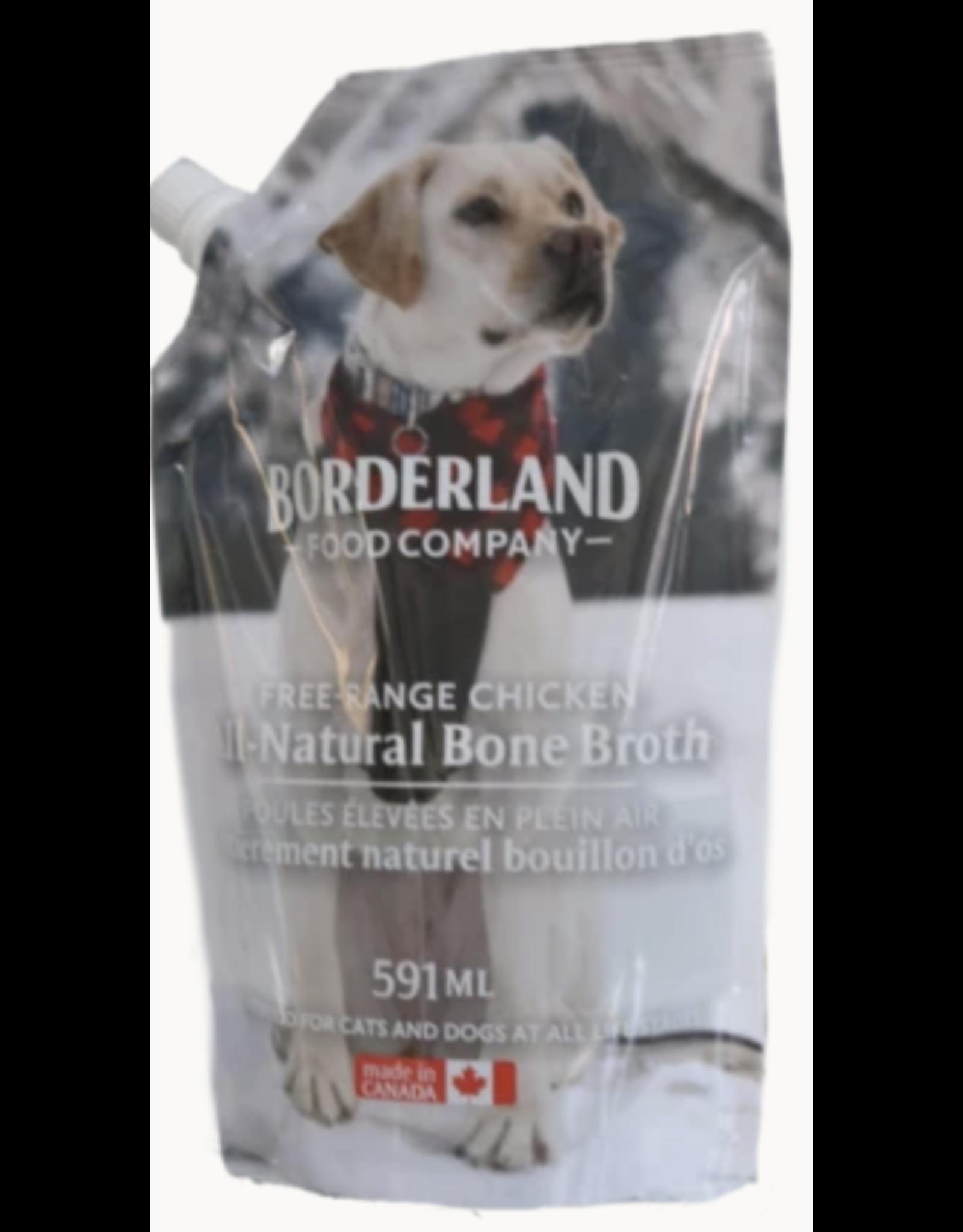 Borderland Borderland - Chicken Bone Broth 591ml