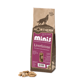 Northern Pet Products Northern Minis - Liverlicious