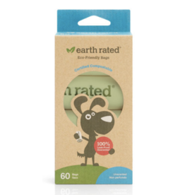 Earth Rated Earth Rated - Compostable Poop Bags - 60
