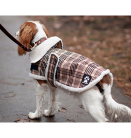 ShedrowK9 ShedrowK9 - Aspen Dog Coat Plaid - MS