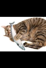 Natural Cat Toy Natural Toys 4 Cats - Catnip Plush Mackerel - 20cm