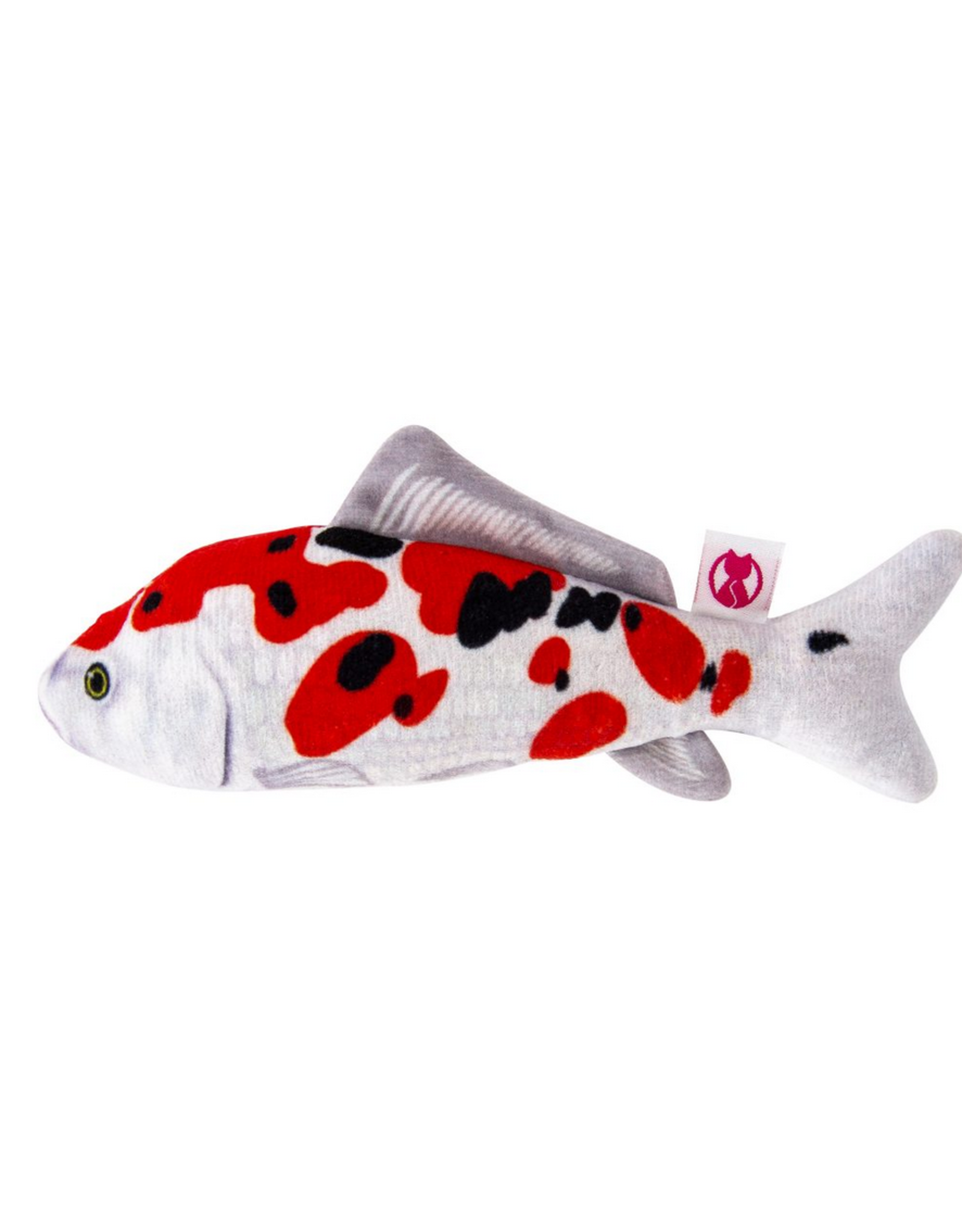 Natural Cat Toy Natural Toys 4 Cats - Silver Vine Plush Japanese Koi