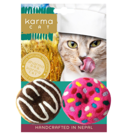 dharma dog and Karma cat Dharma Dog Karma Cat - Donuts - Set of 2