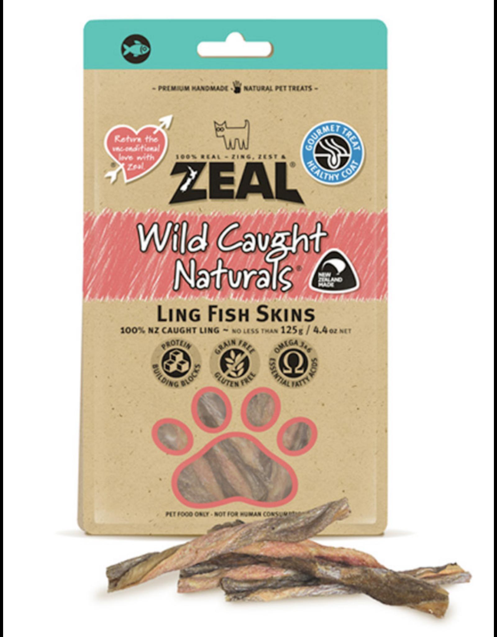 Zeal Zeal - Ling Fish Skins