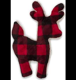 West Paw West Paw - Ruff-N-Tuff Reindeer - Red