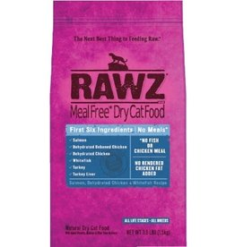 Rawz Rawz - Cat - Salmon