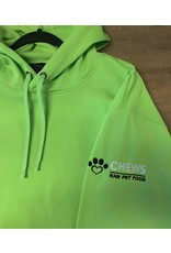 Chews Chews - Apparel - Hoodie - Bright Green