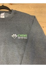 Chews Chews - Apparel - Crewneck - Grey