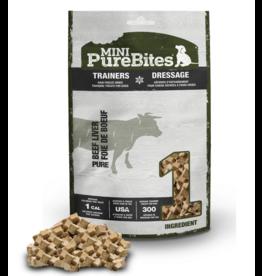 PureBites PureBites - Mini Trainers - Beef Liver