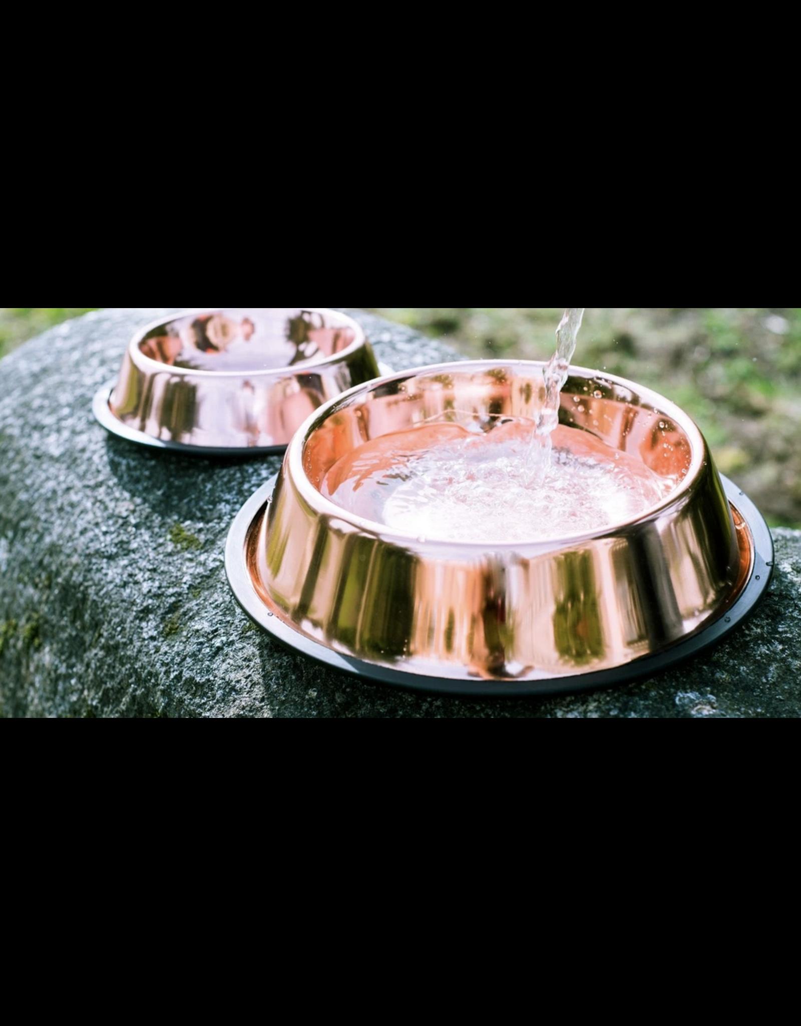 BoxerTUFF BoxerTUFF - Copper Bowl - Non-slip - 48oz
