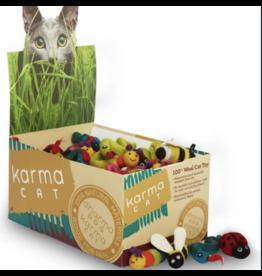 dharma dog and Karma cat Dharma Dog Karma Cat - Wool Felt Back Yard Bugs - Single