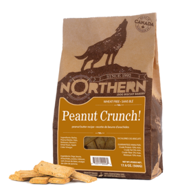 Northern Pet Products Northern Classic - Peanut Crunch
