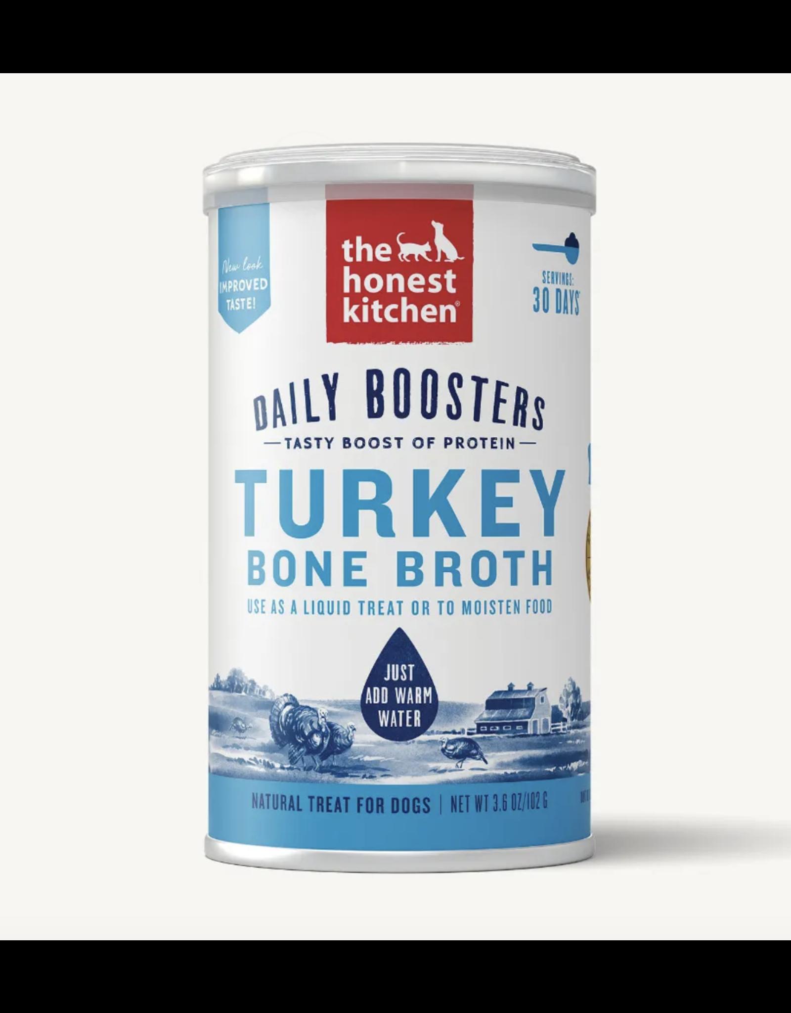 Honest Kitchen Honest Kitchen - Bone Broth - Turkey - 3.6oz