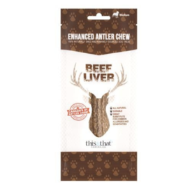 This & That This & That - Enhanced Antler - Beef Liver - Medium