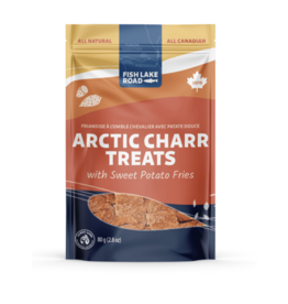 Fish Lake Road Fish Lake Road - Arctic Charr with Sweet Potato Fries - 80g