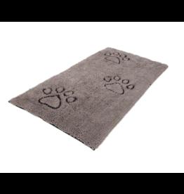 Dog Gone Smart Dirty Dog Doormat Runner 60x30 - Grey