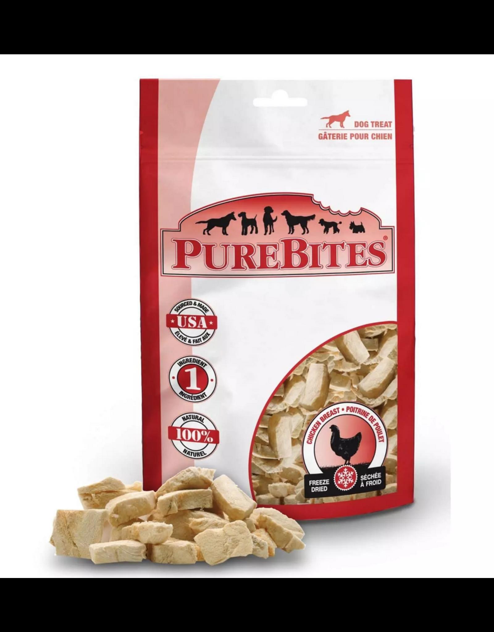 PureBites PureBites - Chicken Breast - 40g