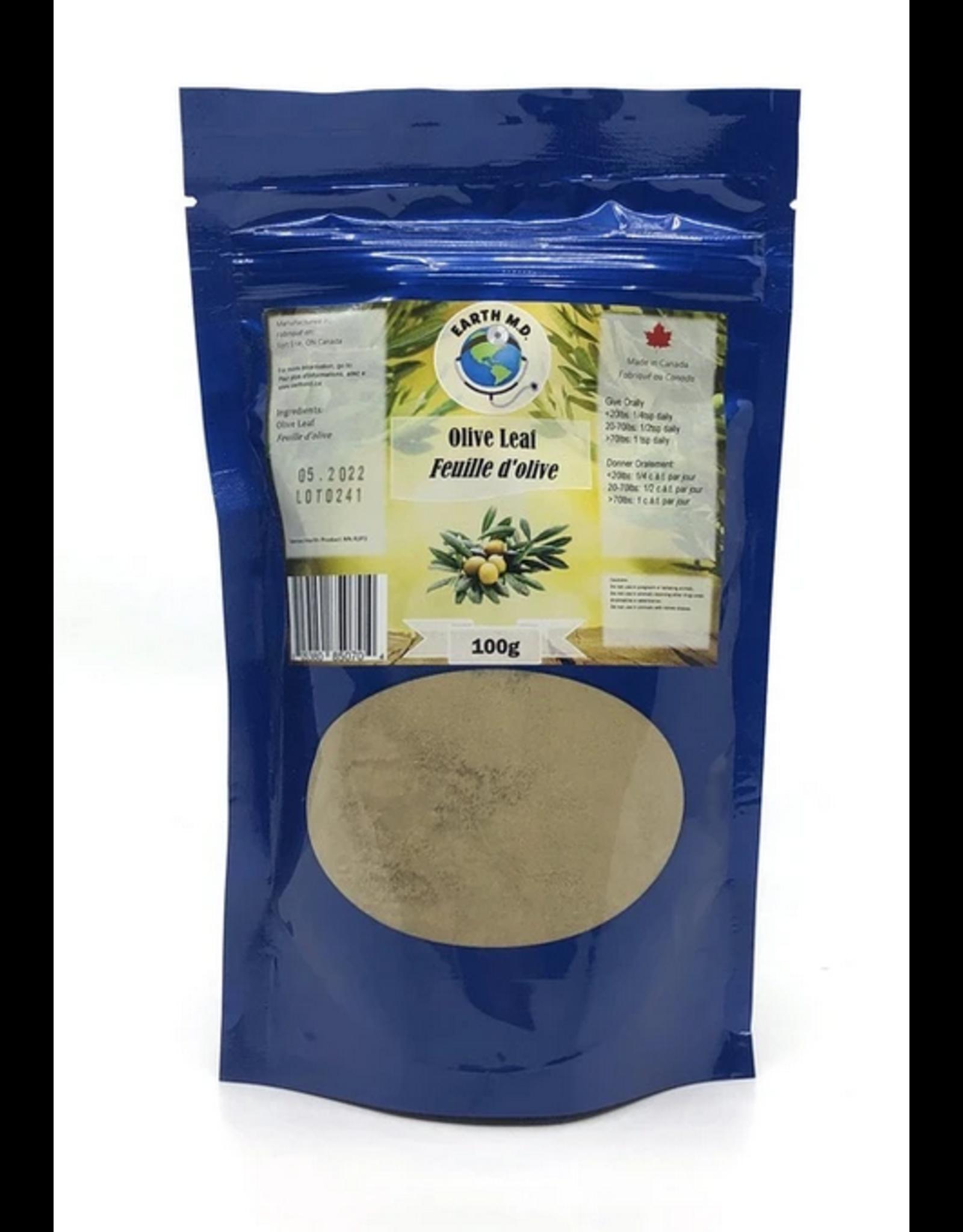 Earth MD Earth MD - Olive Leaf Powder (50g)