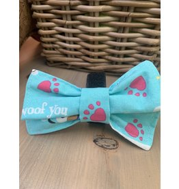 DogBlue Designs - Bowties - I Woof You