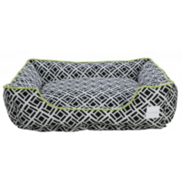 Kort & Co Kort & Co - Cuddler - Zingle Black/Green - 44x36